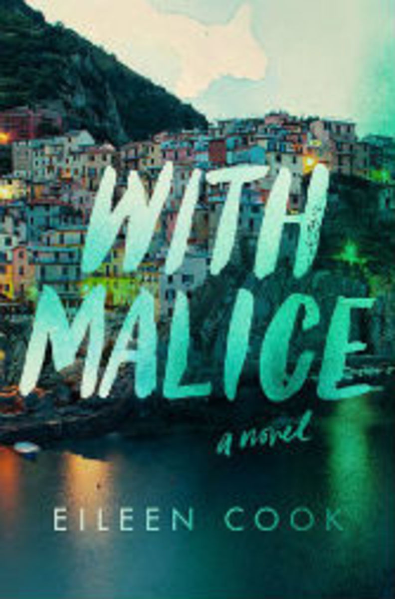 WITH MALICE cover