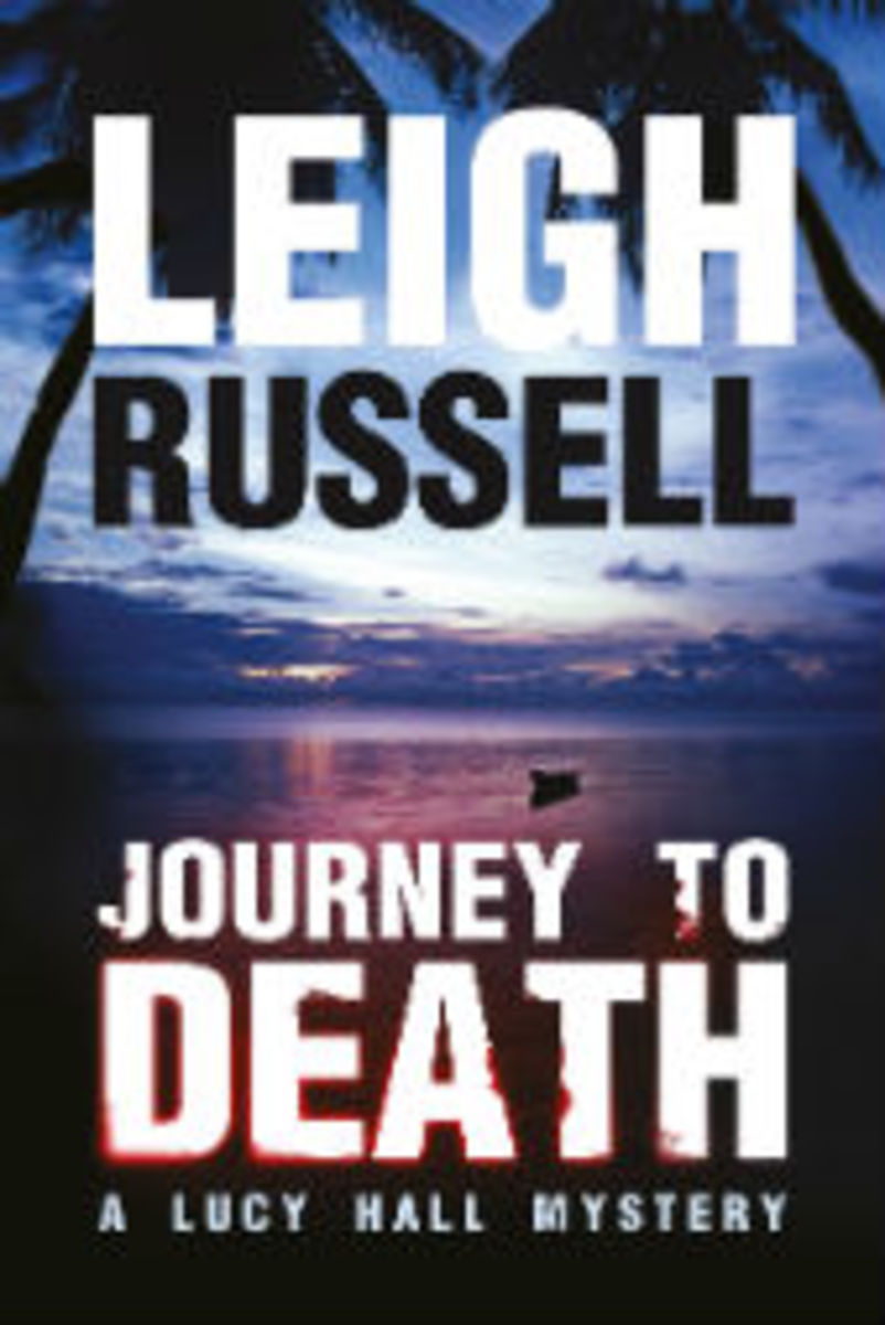 Leigh Russell Cover