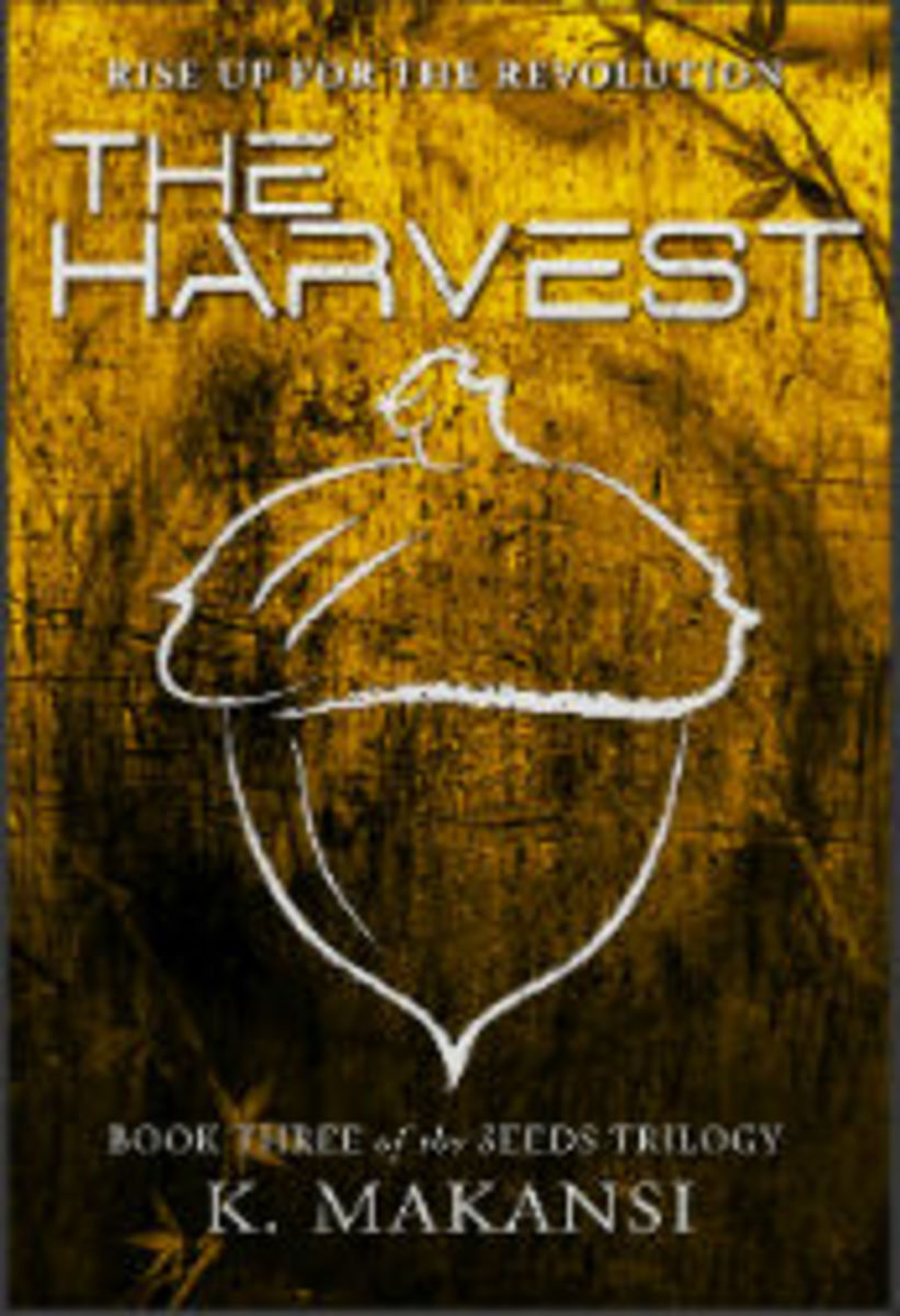 THE HARVEST FINAL FRONT COVER