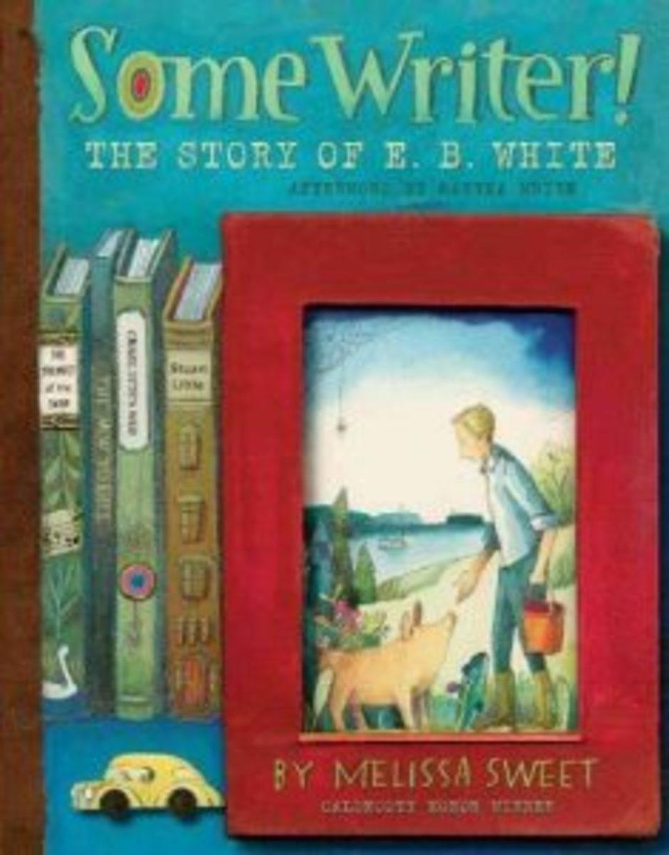 E.B. White biography for children