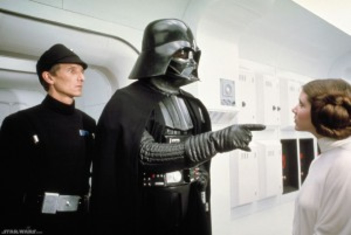 """I find your lack of writing ambition disturbing."""