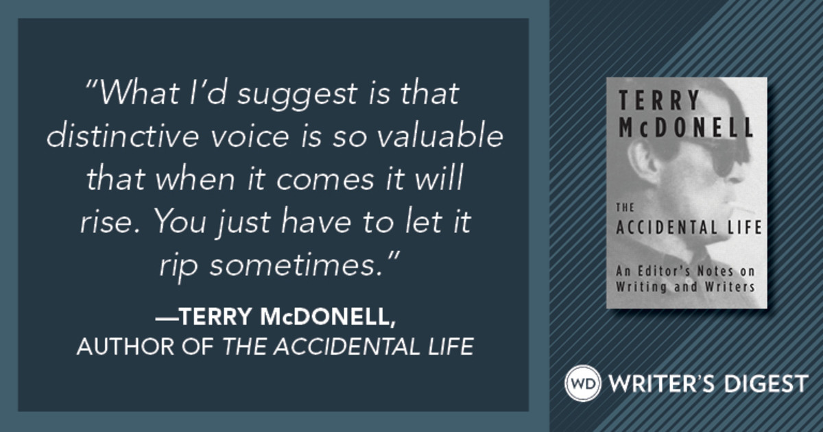 Editor Terry McDonell