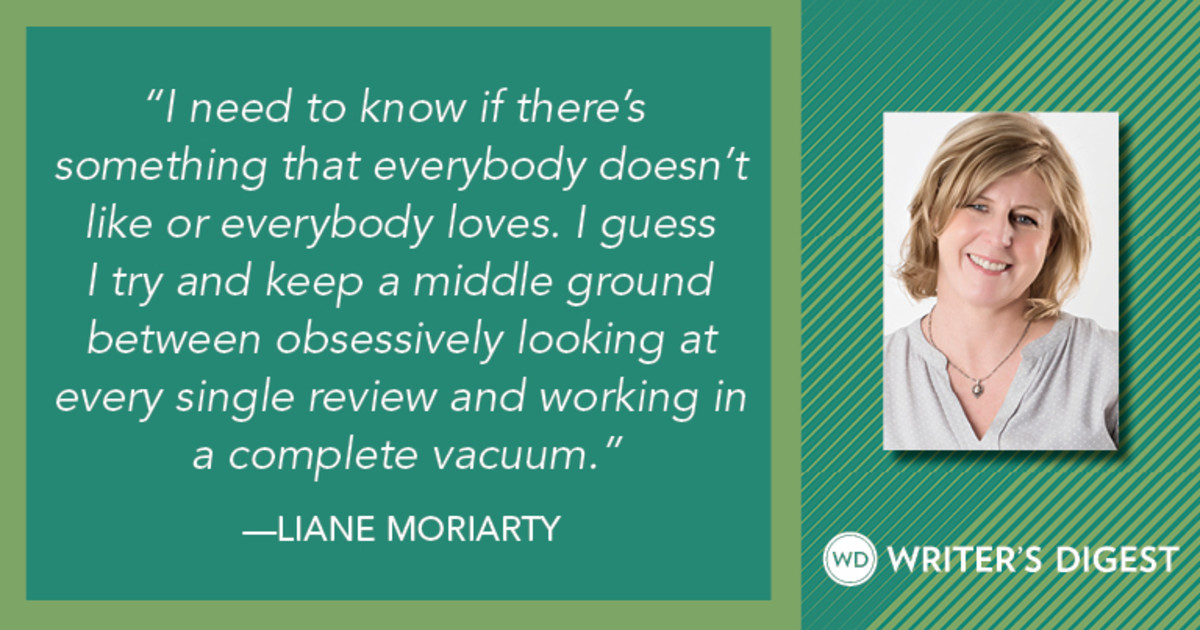 Liane Moriarty Quote