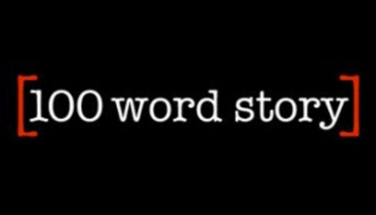 100 Word Logo