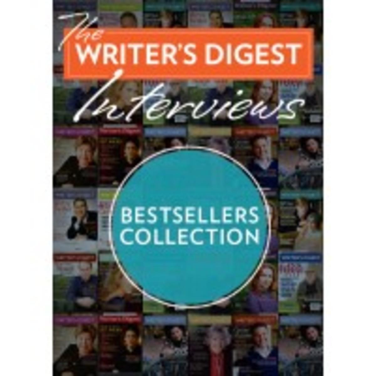 Writers Digest Bestsellers Interviews