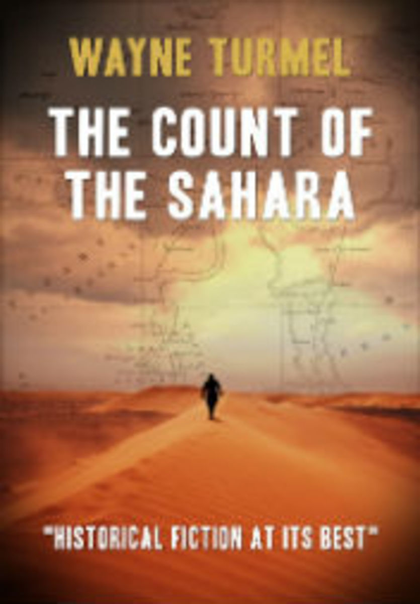 the Count of the Sahara cover1mg