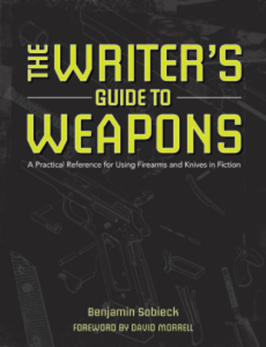 The Writers Guide to Weapons-1