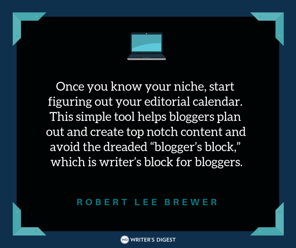 blogging tips for writing success