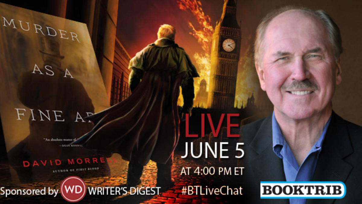 LiveChat_David_Morrell_invite627-Writers-Digest-620x350