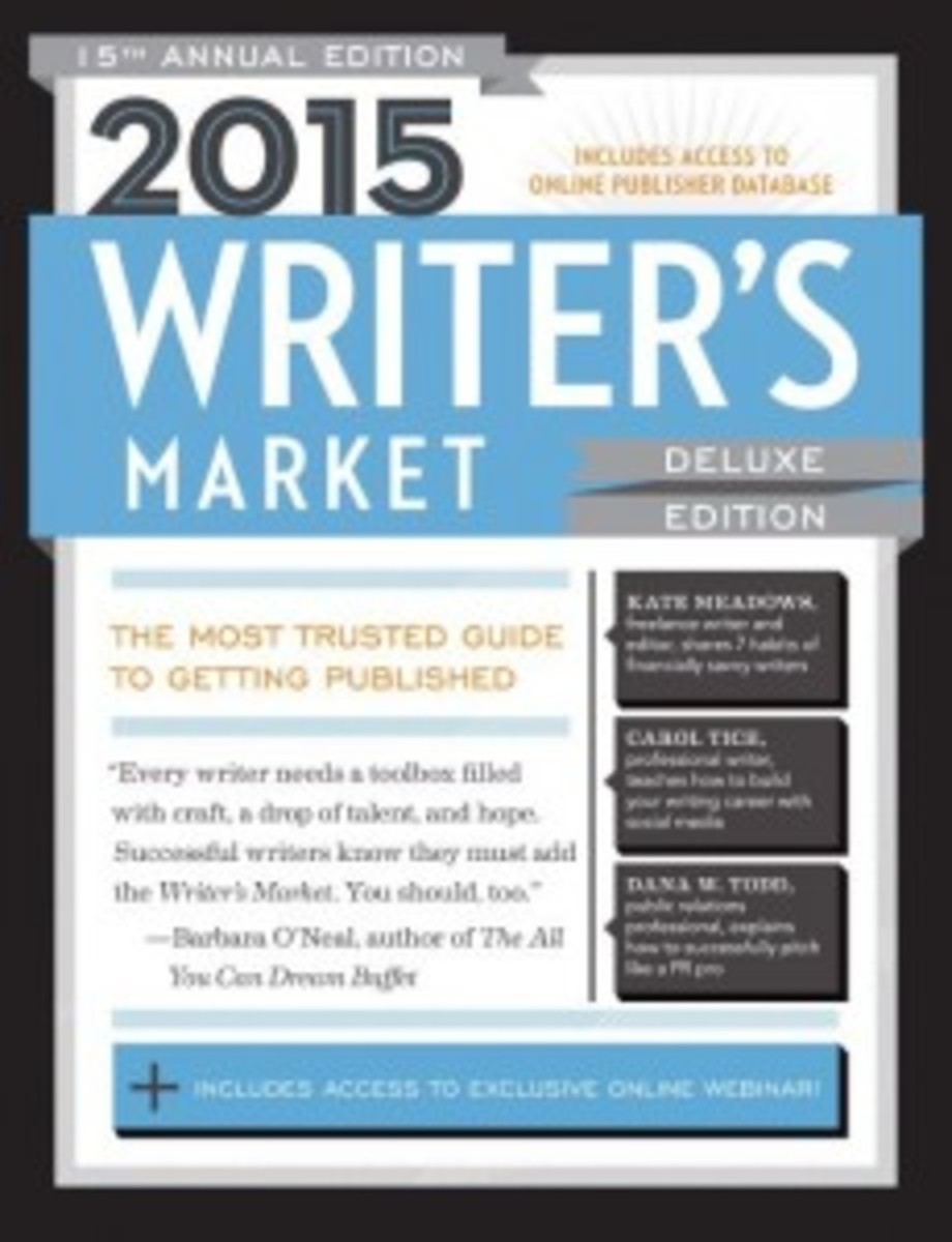 Writer's Market Deluxe Edition
