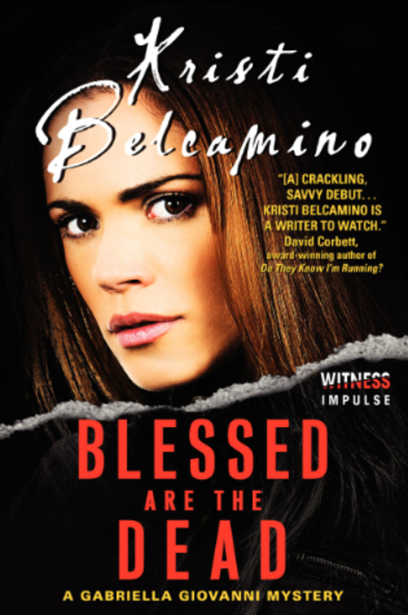 blessed are the dead by Kristi Belcamino