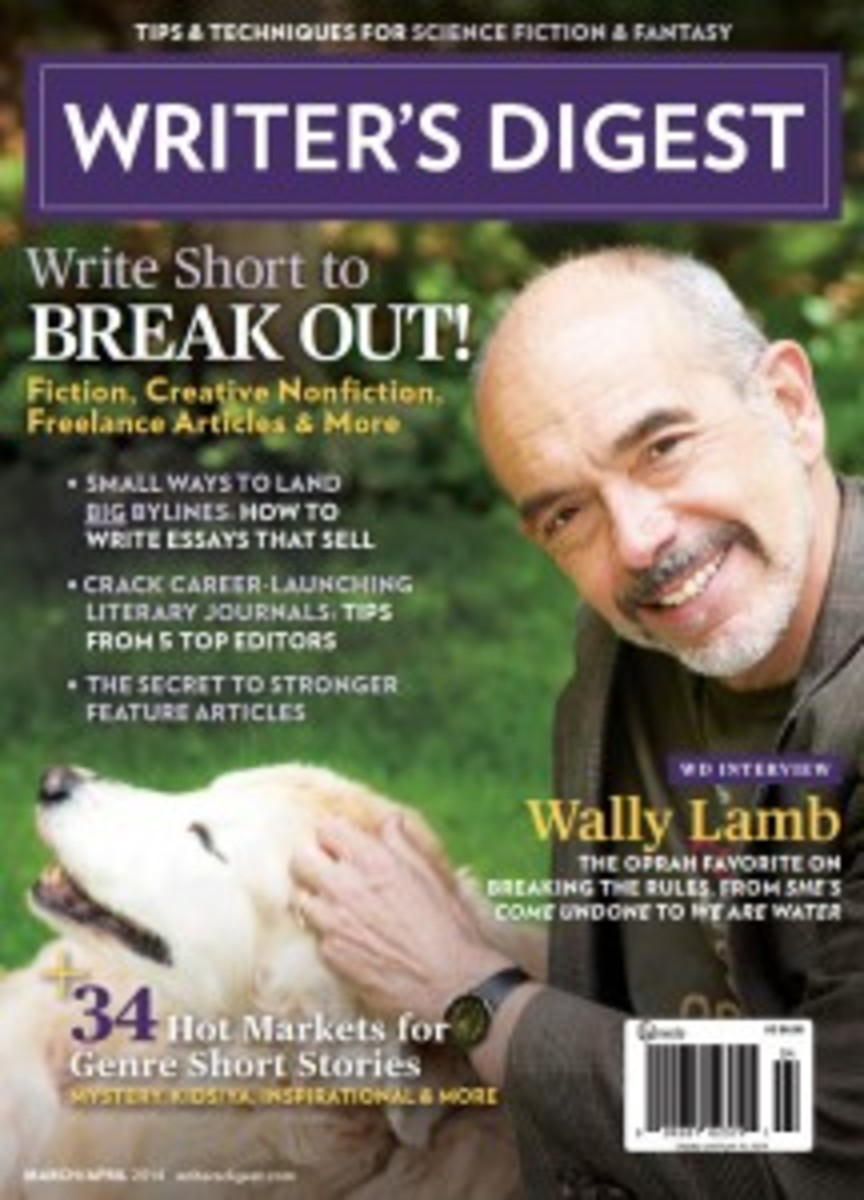 March/April 2014 Writer's Digest