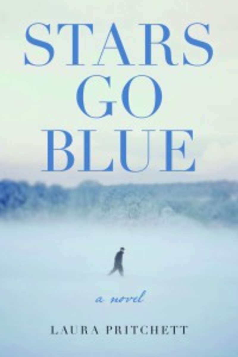 By Stars Go Blue by Laura Pritchett on Amazon