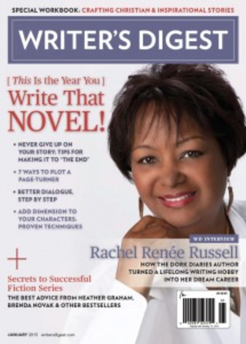 January 2015 Writer's Digest Novel Writing