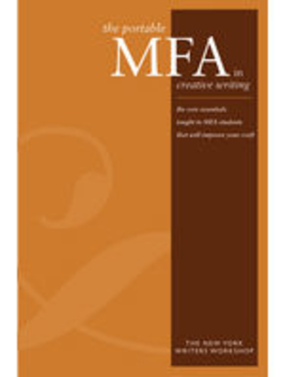 Portable MFA in Creative Writing cover