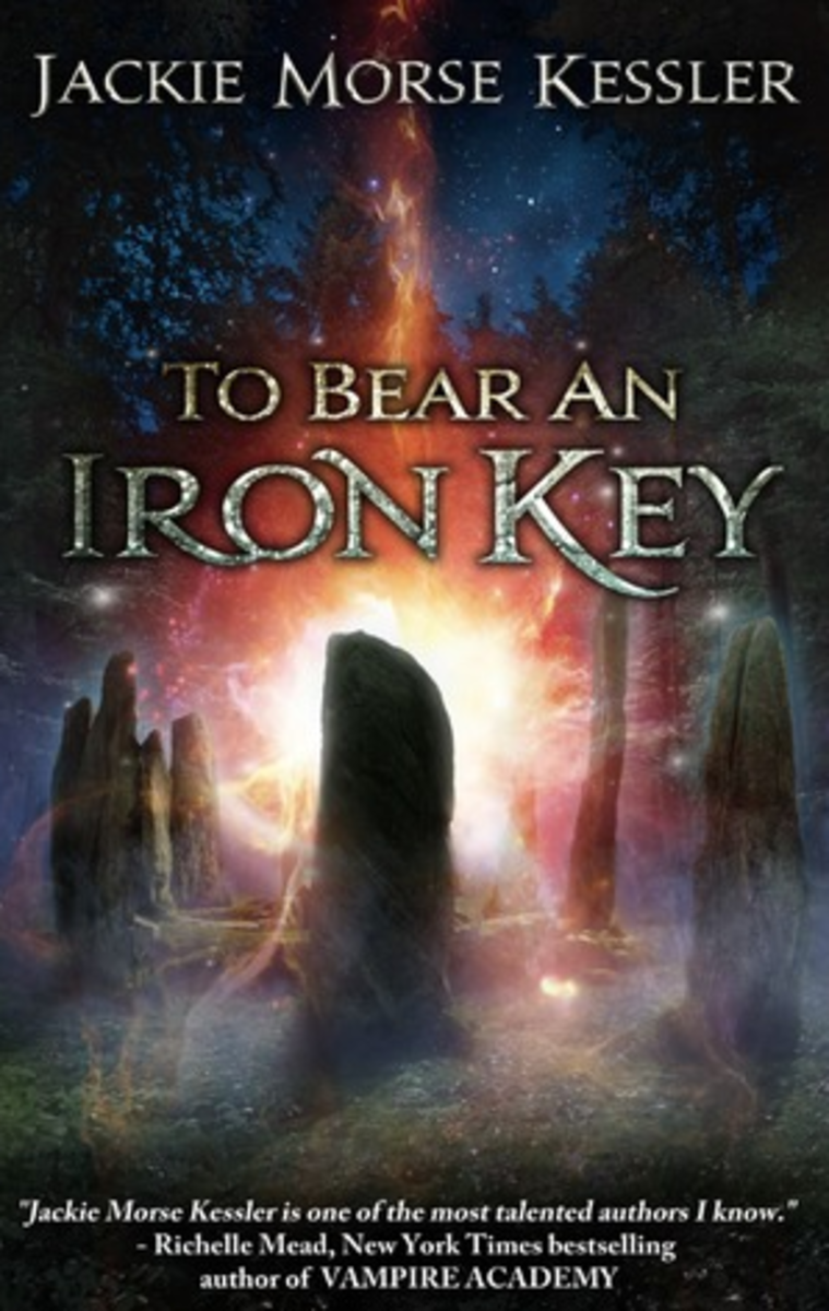 To-Bear-an-Iron-Key-novel