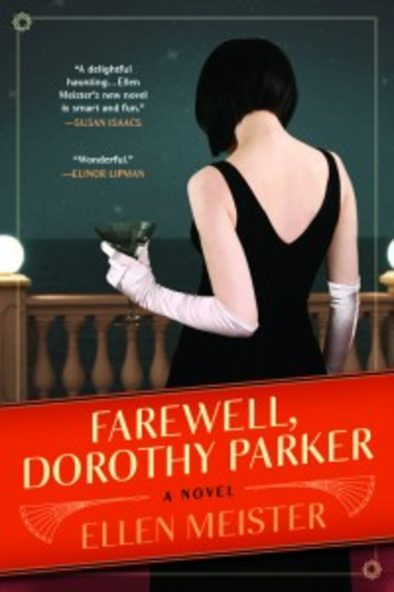 Farewell DP paperback cover