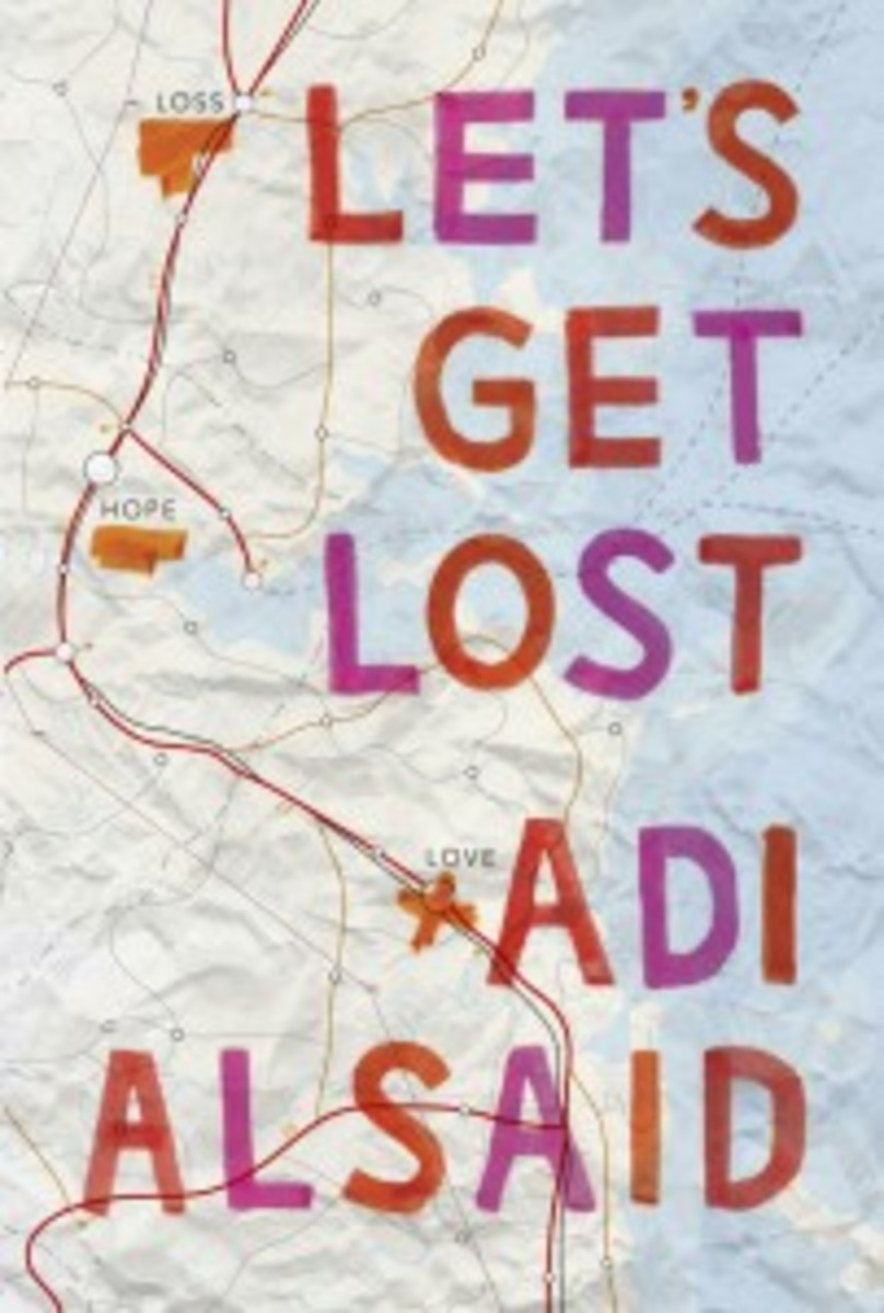 Let's Get Lost cover