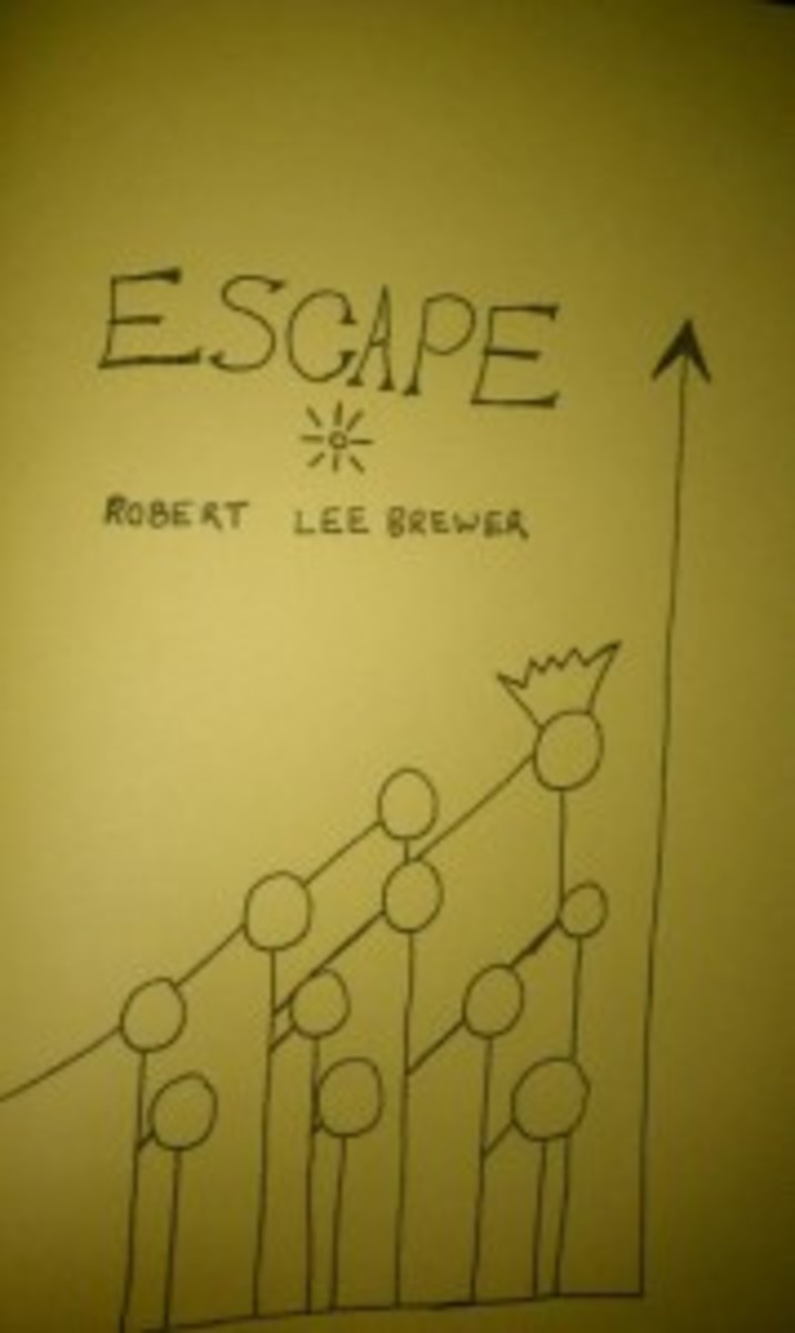 ESCAPE chapbook