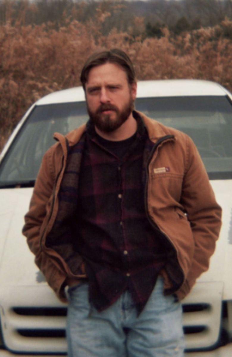 author-frank-bill-writer