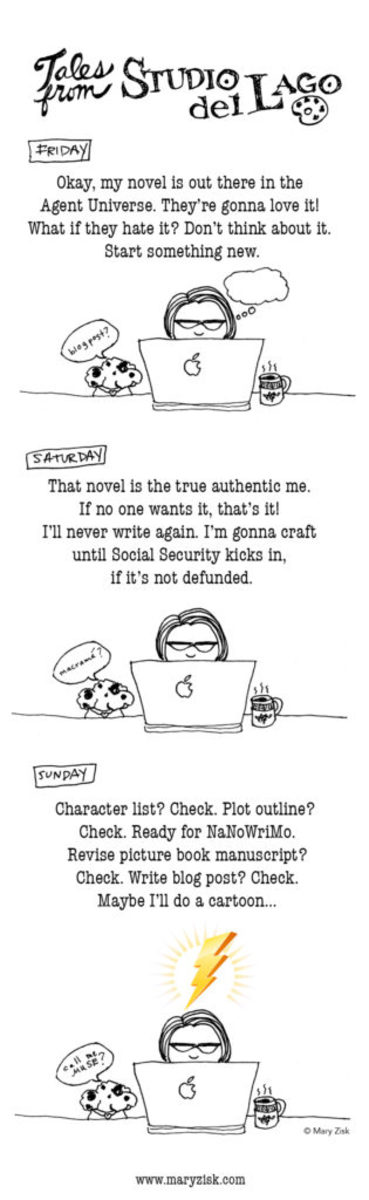 Writing Meme Writer's Digest October 17 2013