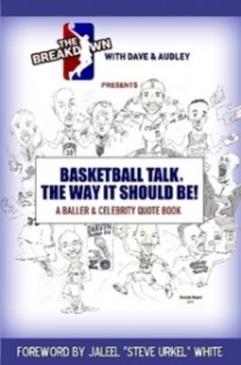 Basketball Talk Cover