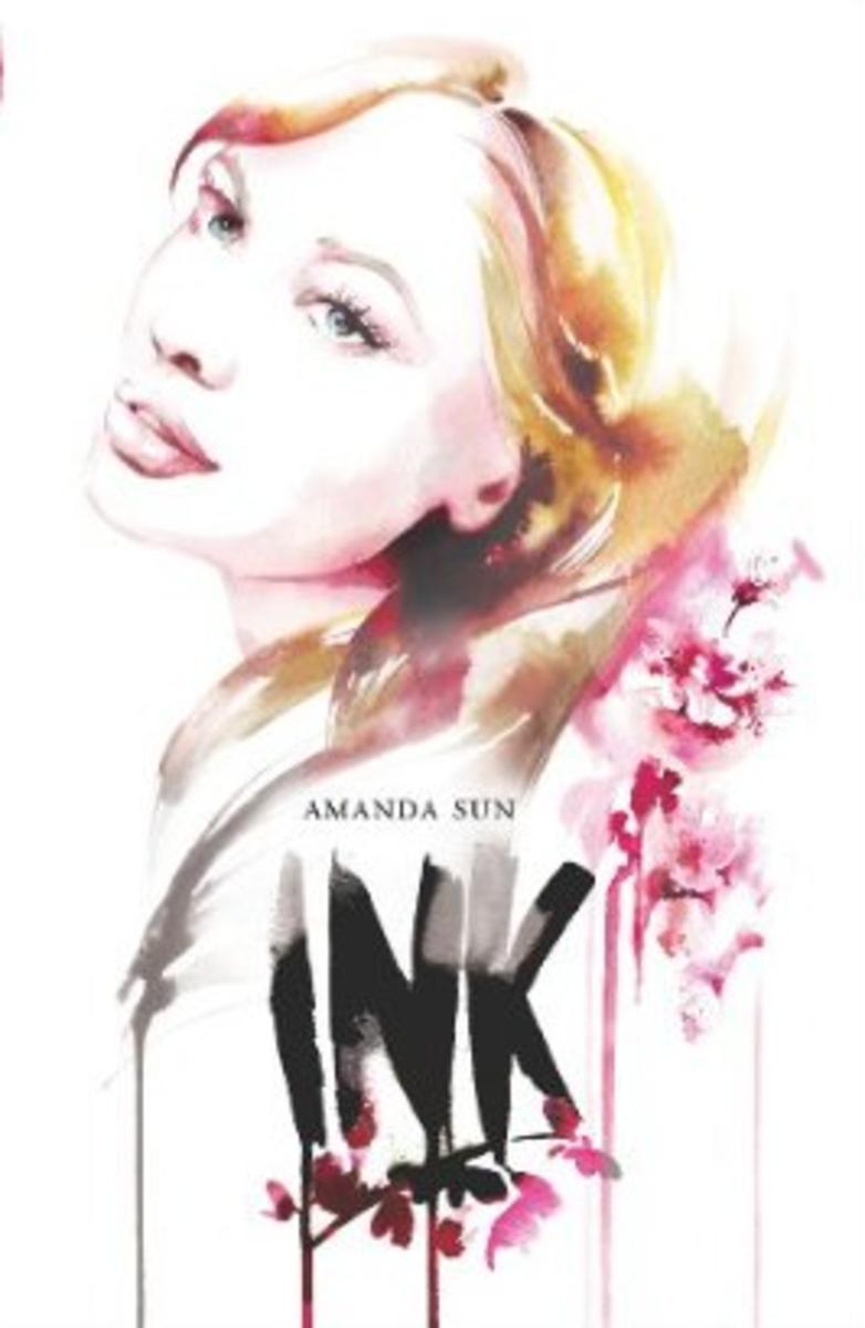 Ink-amanda-sun-novel-cover