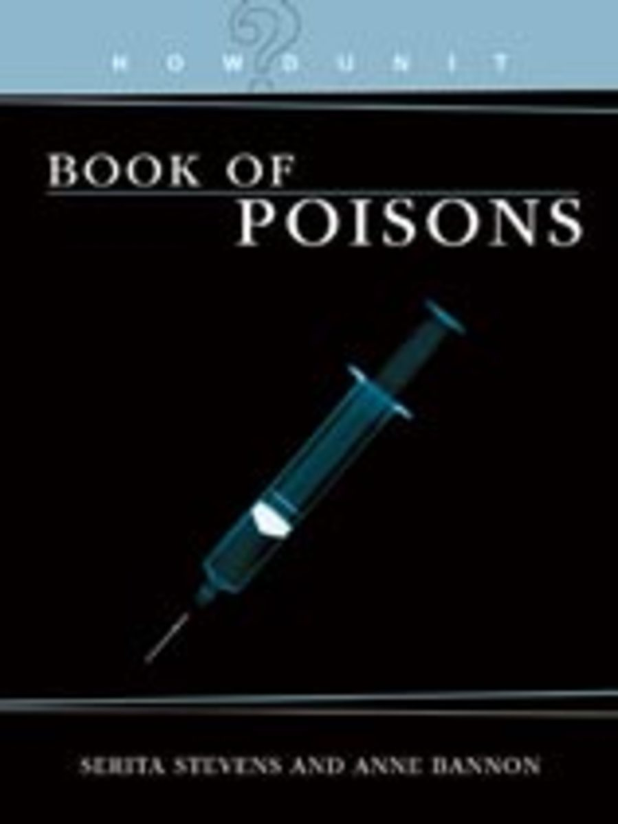 book of poisions | crime fiction