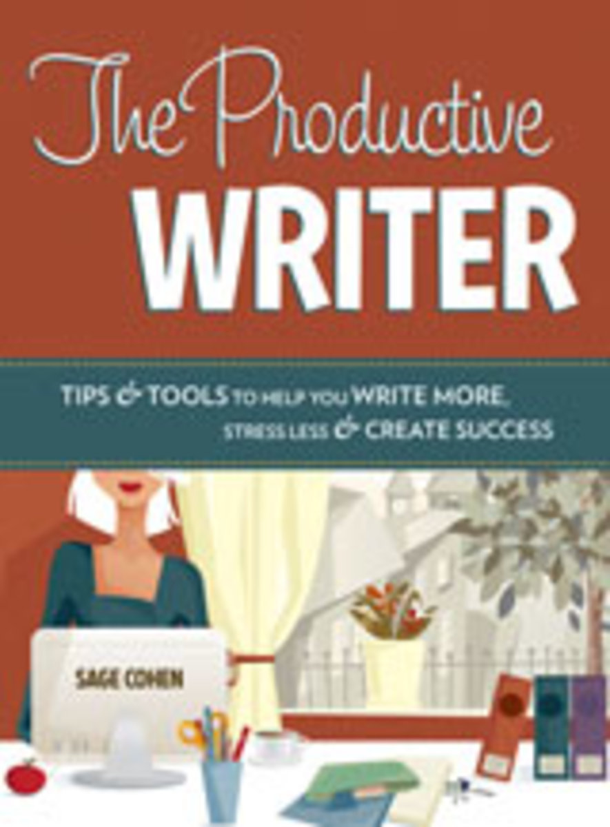 The Productive Writer cover