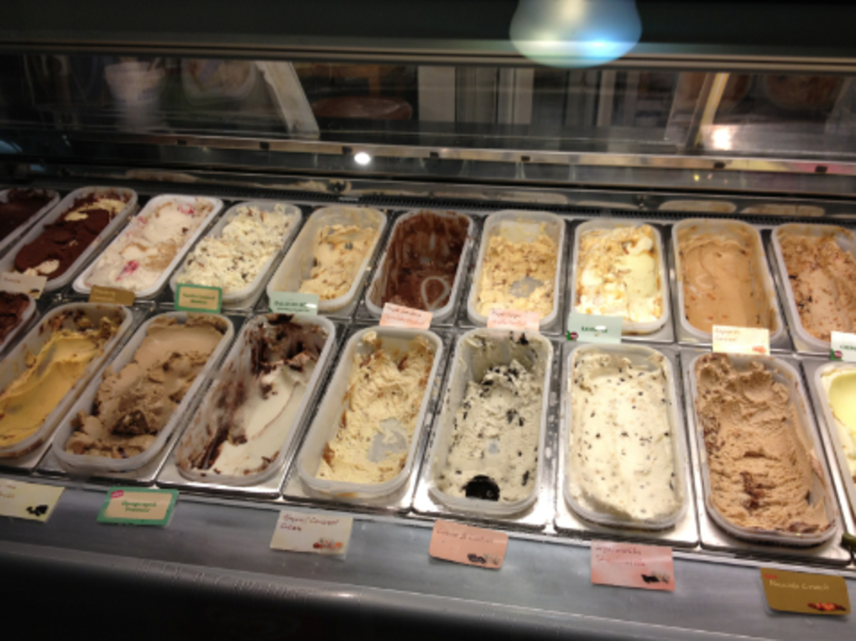LET THERE BE GELATO.