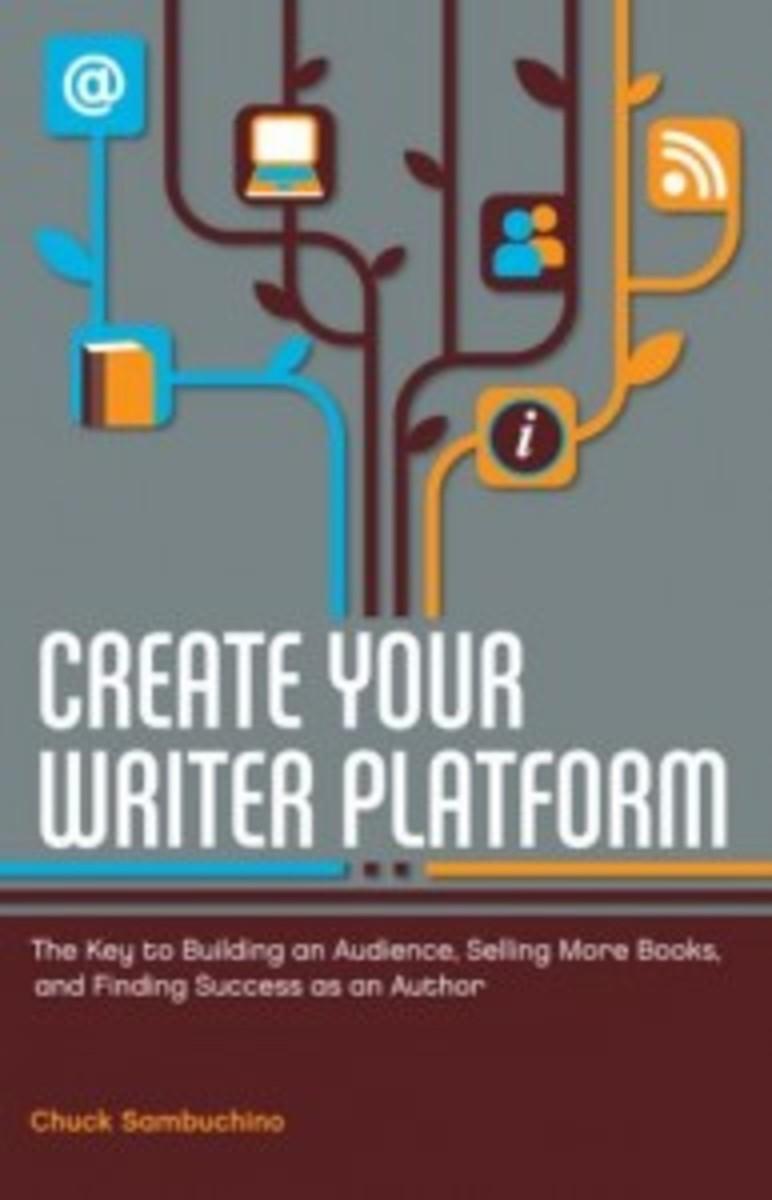 create-your-writer-platform-chuck-sambuchino