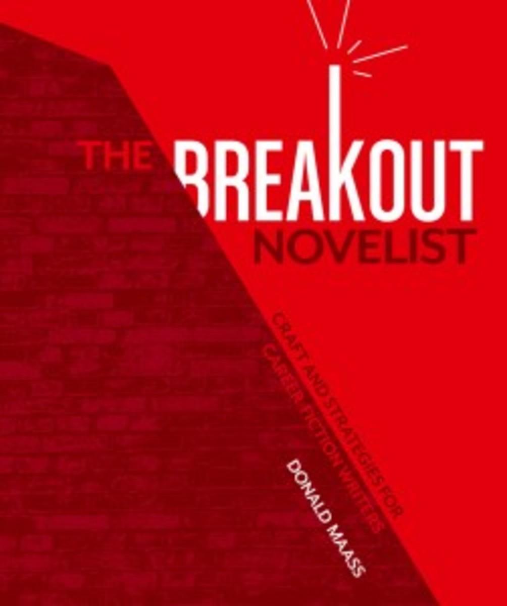 donald maass   writing the breakout novel