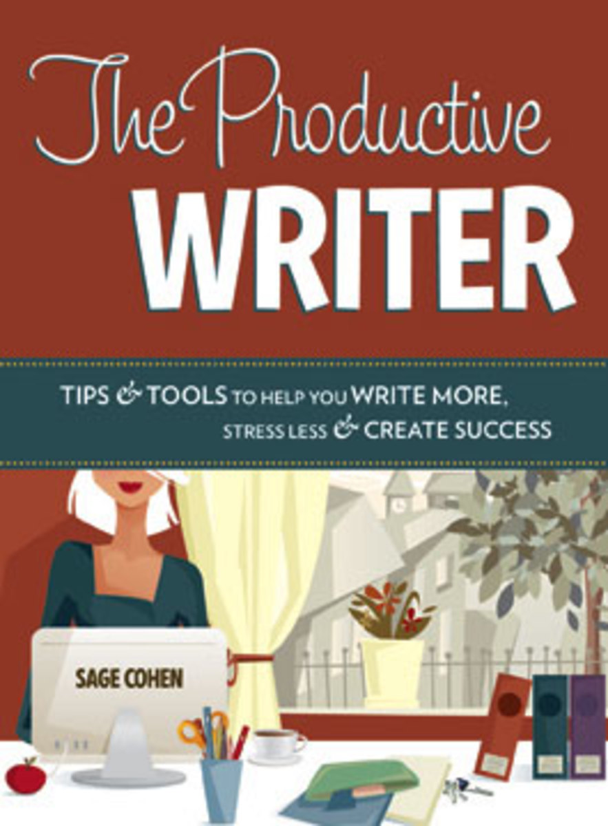 The Productive Writer | Inspiration for writing