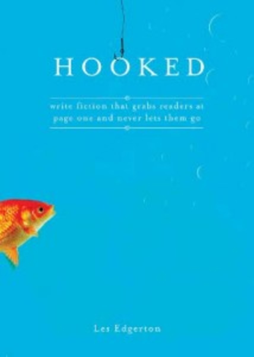how to write fiction | hooked on fiction writing