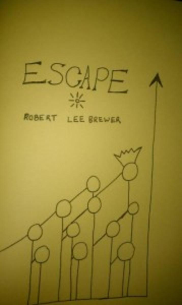 ESCAPE Robert Lee Brewer cover