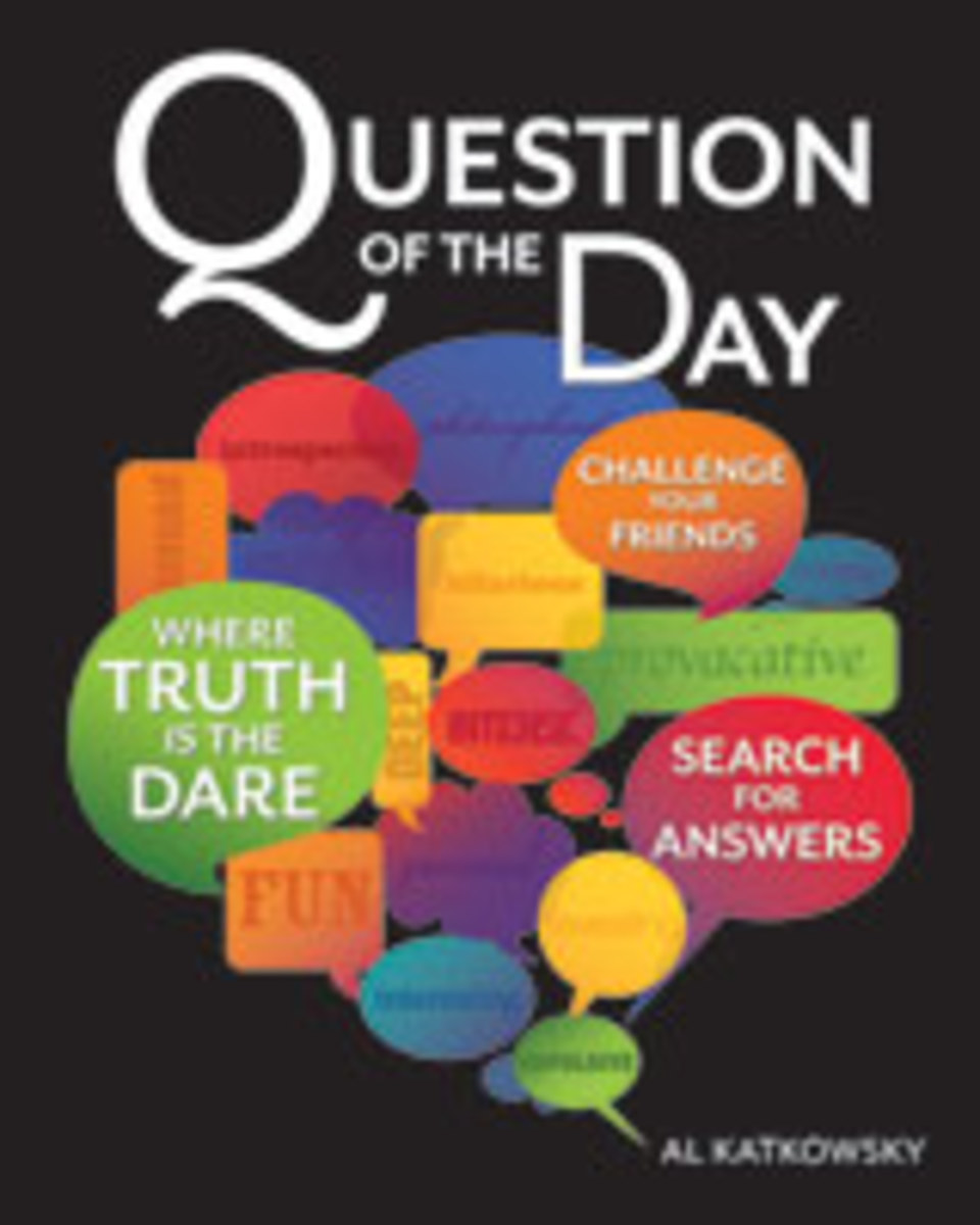 Question of the Day cover
