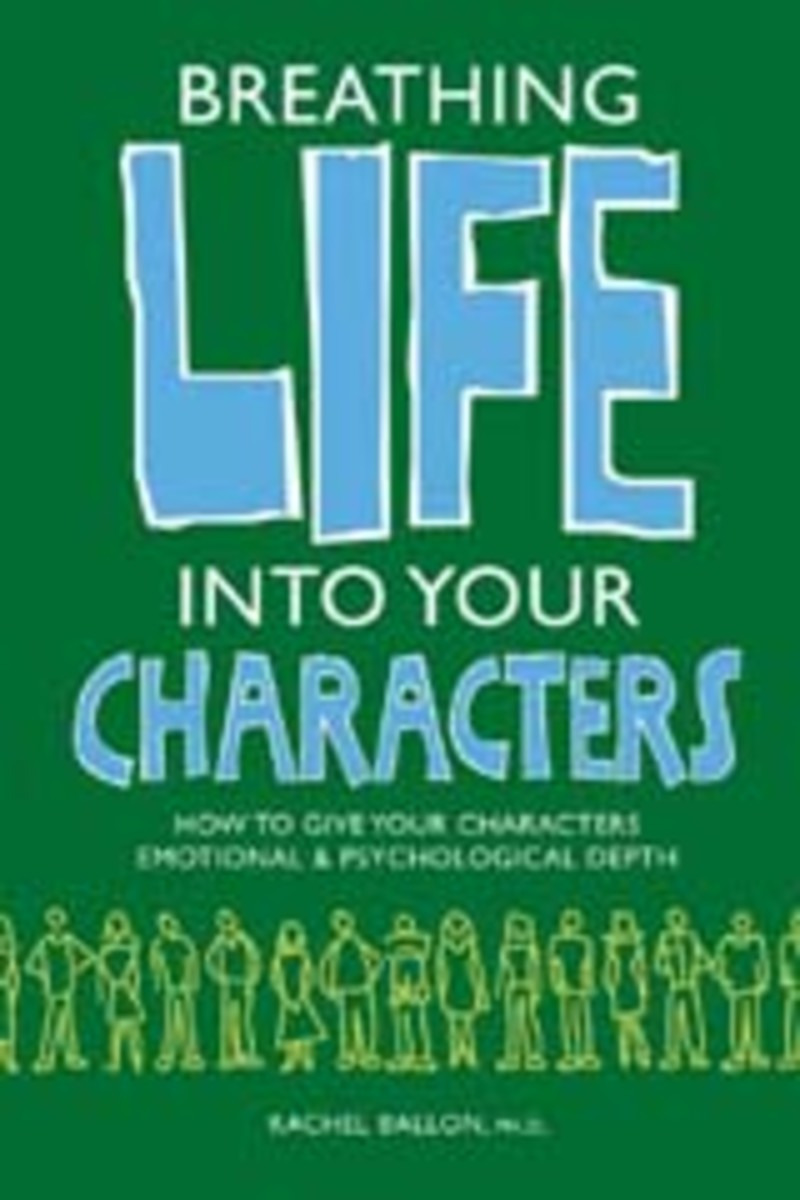 Breathing Life Into Your Characters cover