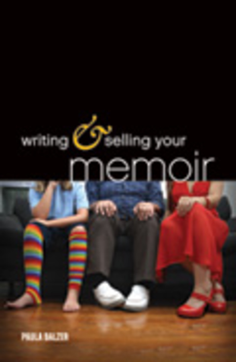 Writing and Selling Your Memoir cover