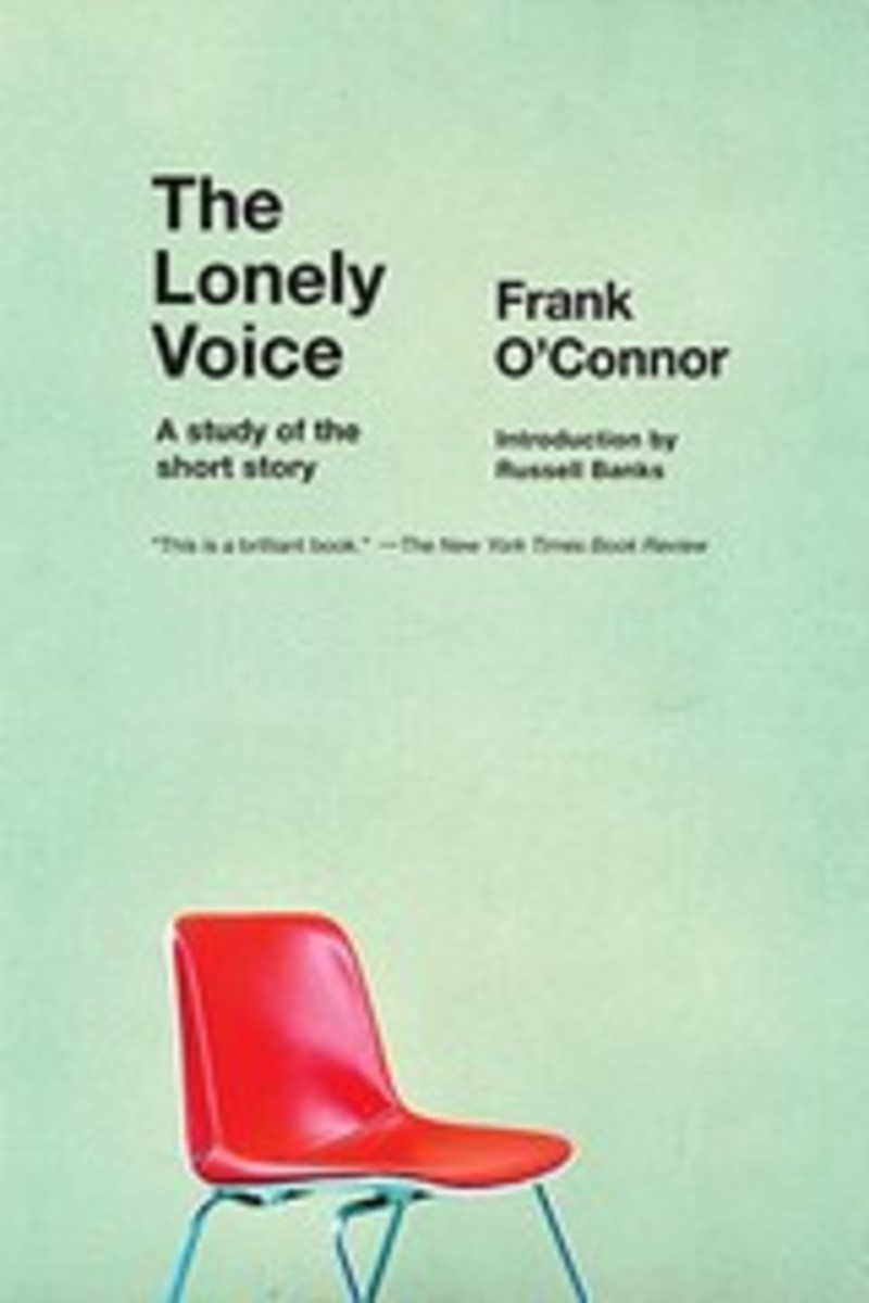 The-Lonely-Voice-short-story