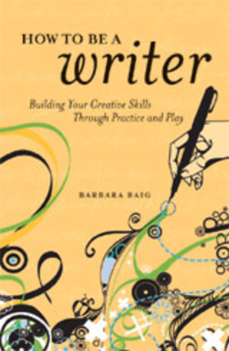 HT Be a Writer cover