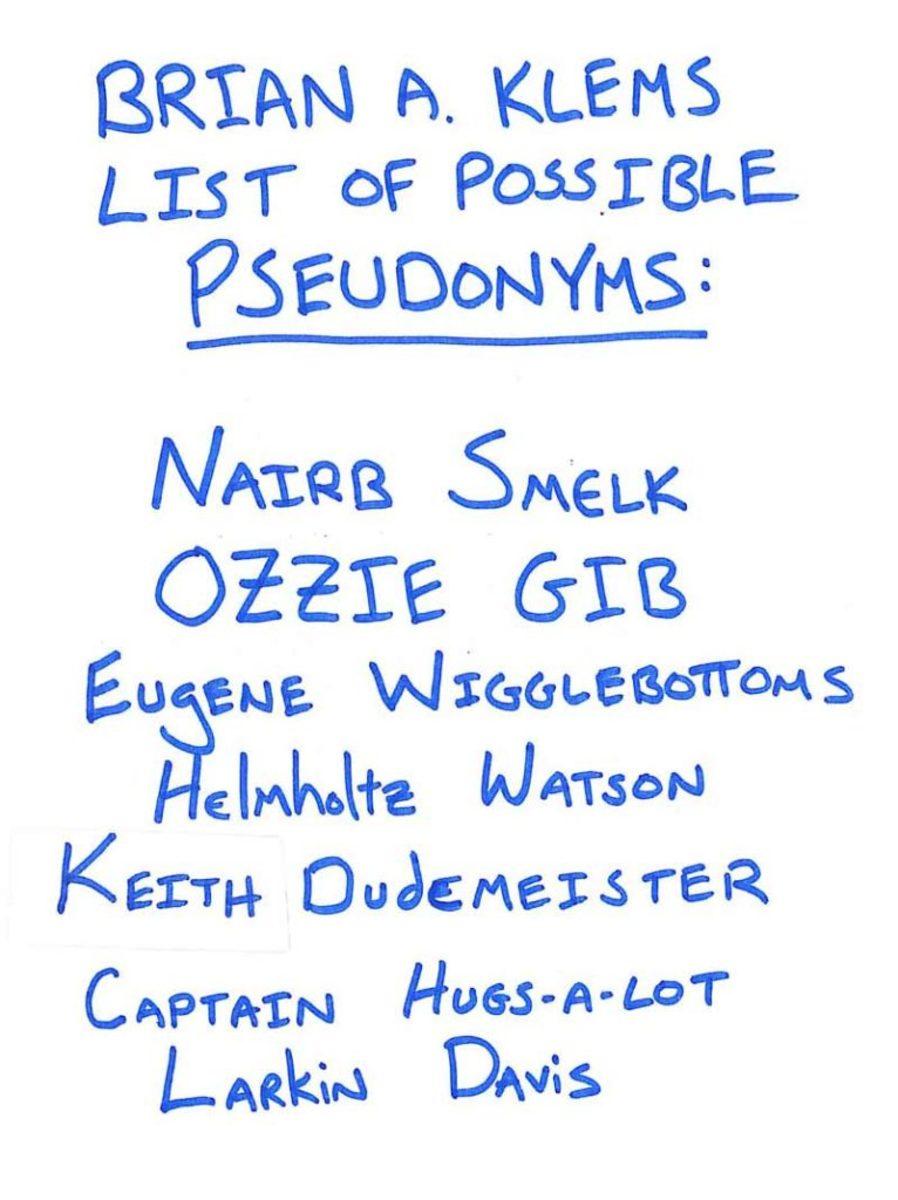 oeb-pseudonyms