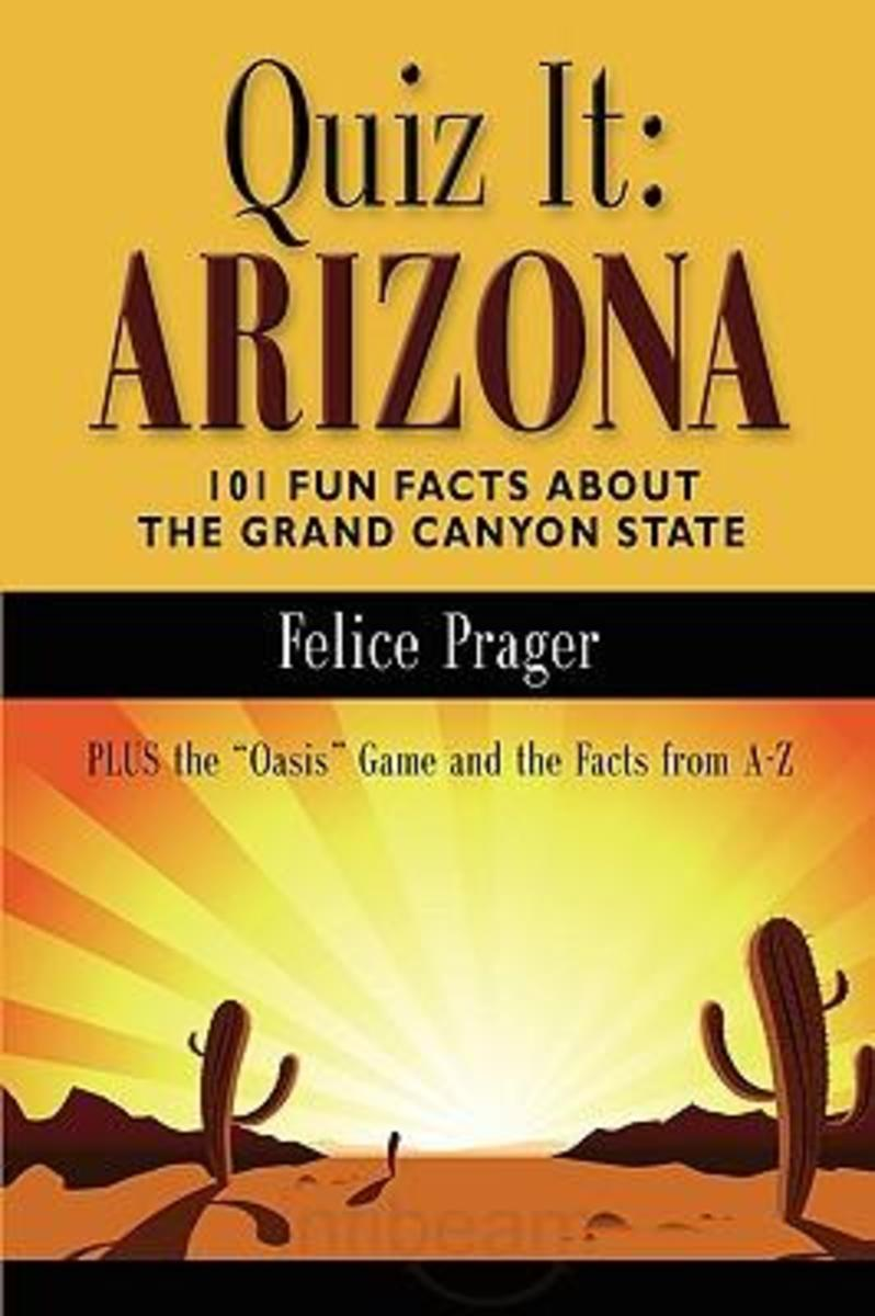 Quiz It: Arizona by Felice Prager