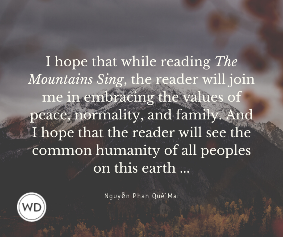 Nguyễn Phan Quế Mai | The Mountains Sing