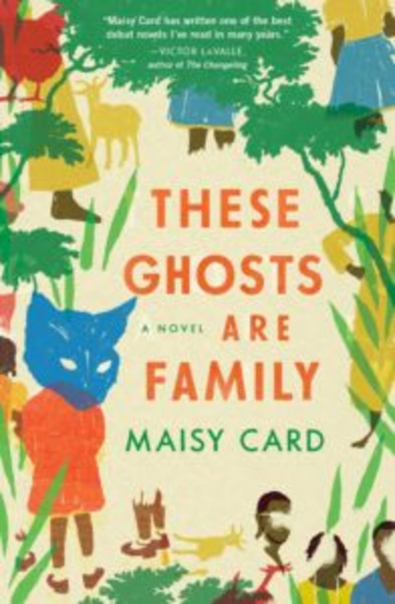 Maisy Card | These Ghosts Are Family
