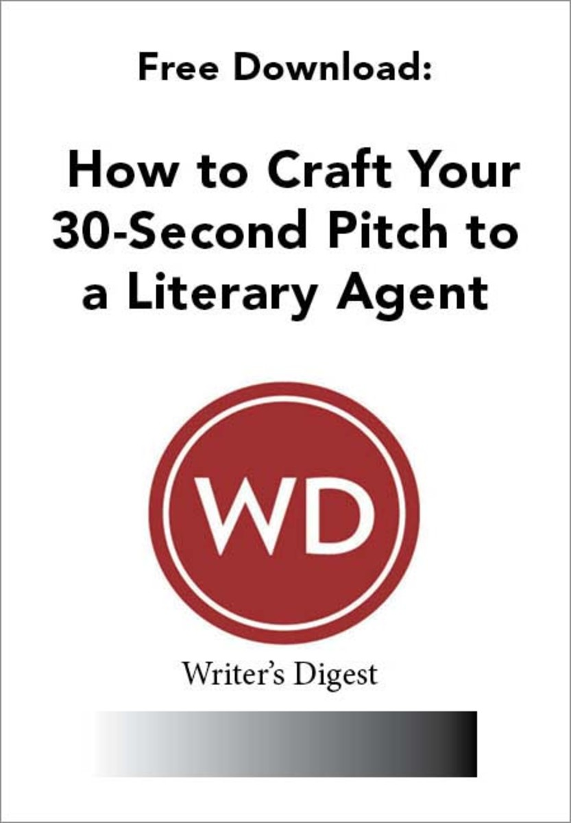 Still trying to write the best 30 second pitch for your book? This free guide will show you how.