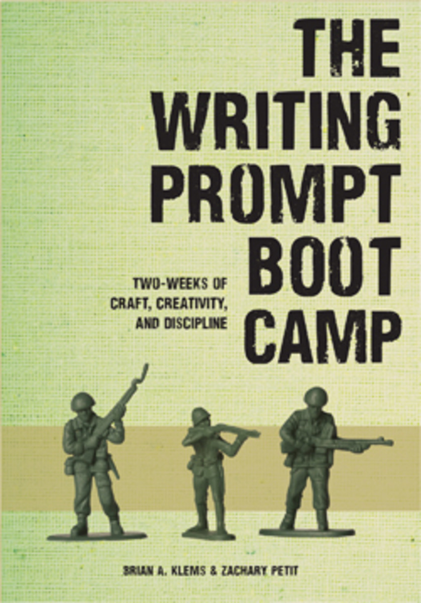 Claim This FREE Download: Writing Prompt Boot Camp