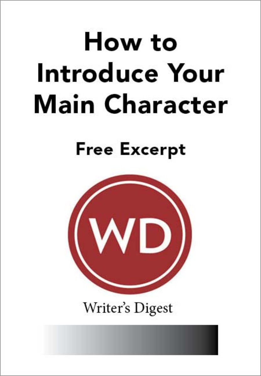 How should you reveal your main character for the first time? Get this free download to find the perfect first impression.