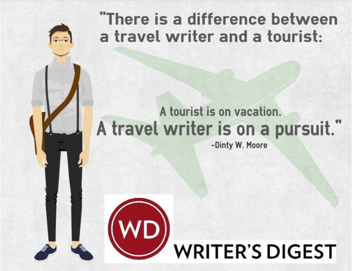 Learn how to become a paid travel writer wth the tips and prompts in this free download.