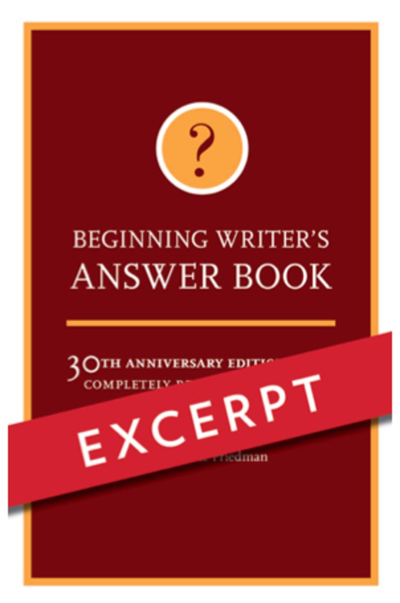Writing Children's Books | Beginning Writers Answer Book