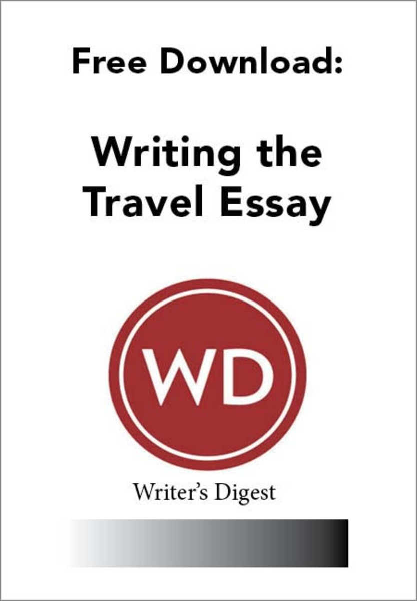 Love to write and travel? Here's how you can get paid to do both! Check out this free guide to writing travel essays.